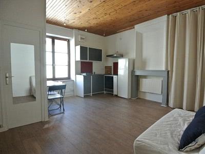 STUDIO A LOUER - LYON 9EME ARRONDISSEMENT - 27,02 m2 - 544 € charges comprises par mois