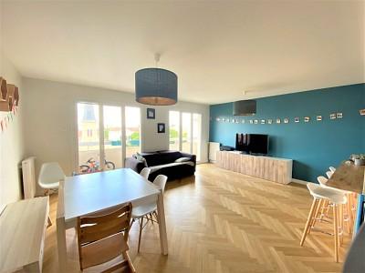 APPARTEMENT T4 A VENDRE - VILLEURBANNE - 82 m2 - 325000 €