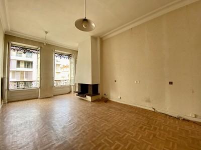 APPARTEMENT T2 A VENDRE - LYON 6EME ARRONDISSEMENT - 59,13 m2 - 395000 €