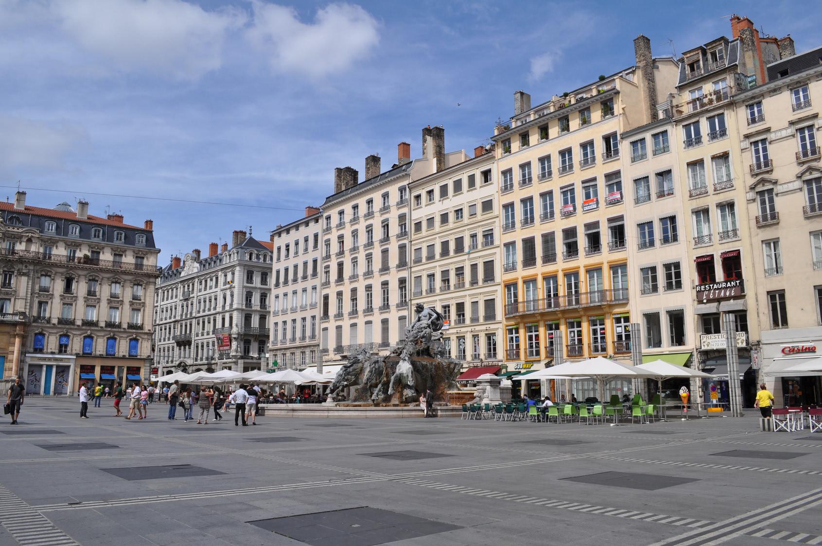 L agglomération Lyonnaise