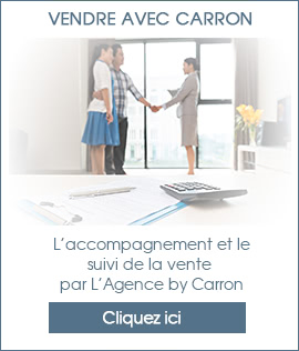 Le service Transaction de l'Agence by Carron